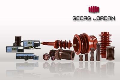 Standard insulators, bushings and VDS - Georg Jordan