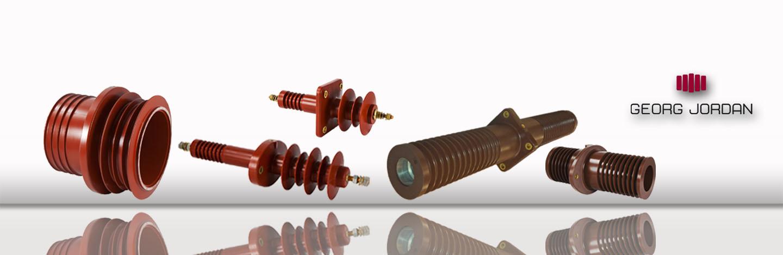 Durchführungen Mittelspannung | Wall Bushings Medium Voltage - Georg Jordan GmbH