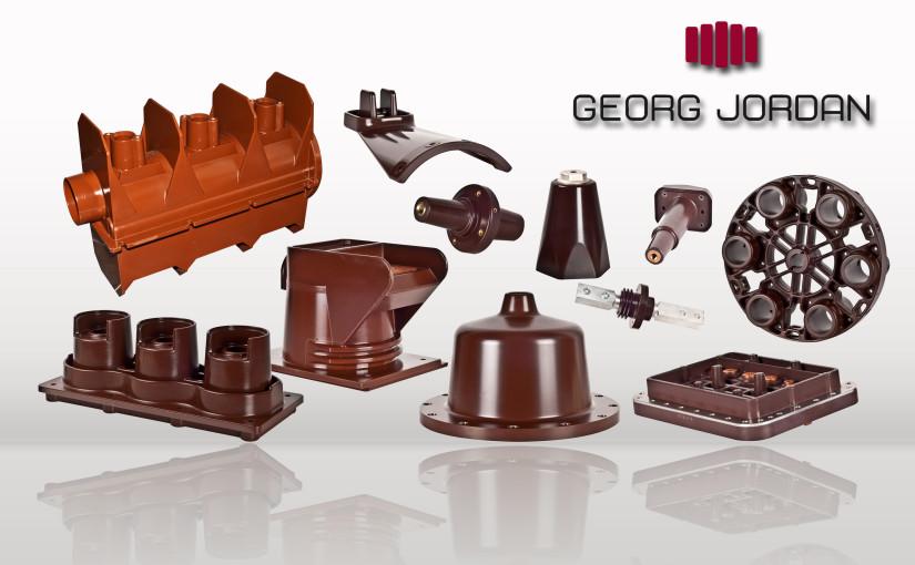 Indivdual insulators and bushings - Georg Jordan