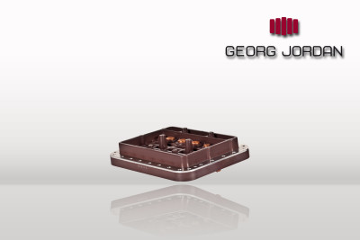 Abdeckung / Georg Jordan GmbH Epoxy covering