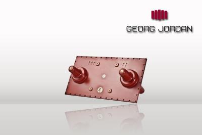 Durchführungsplatte / Georg Jordan GmbH Bushing plate